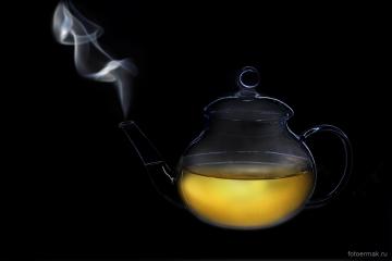 чайник, стекло